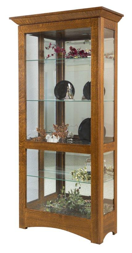 Attrayant Leda Large Curio Cabinet